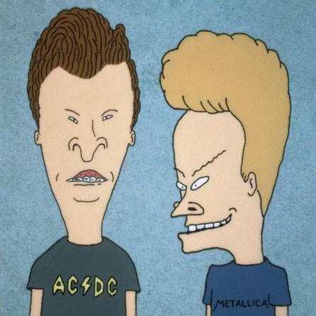 <em>Beavis and Butt-Head</em> Return to MTV