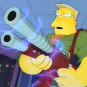Watch the McBain Short Film From <em>The Simpsons</em>