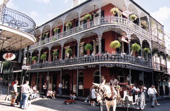 Recreating The World of New Orleans in Sucker Punch's <em>InFamous 2</em>