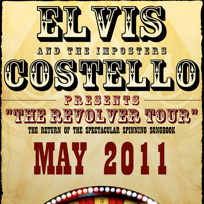 """Elvis Costello Tours Behind """"Spectacular Spinning Songbook"""""""