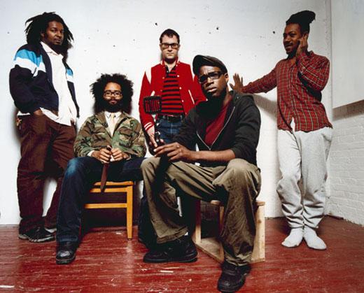 Listen to Das Racist Remix TV on the Radio