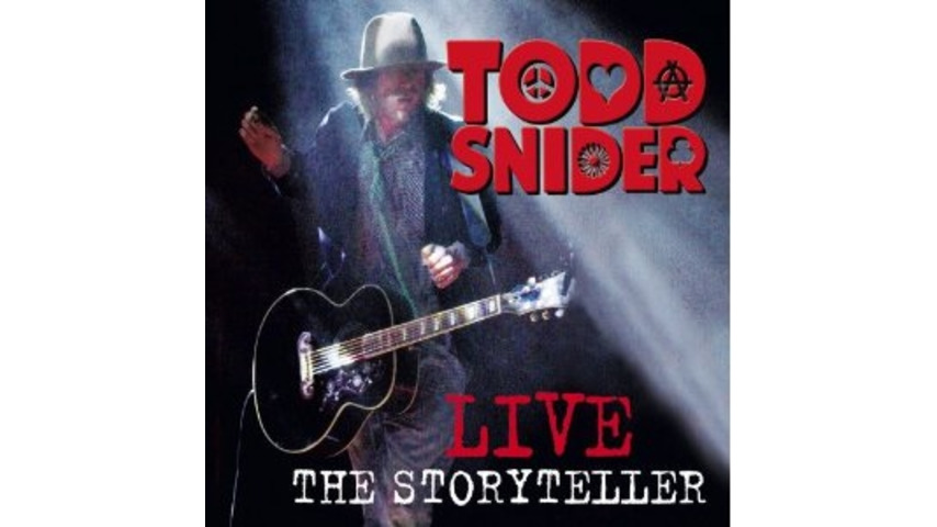 Todd Snider: &lt;i&gt;The Storyteller&lt;/i&gt;