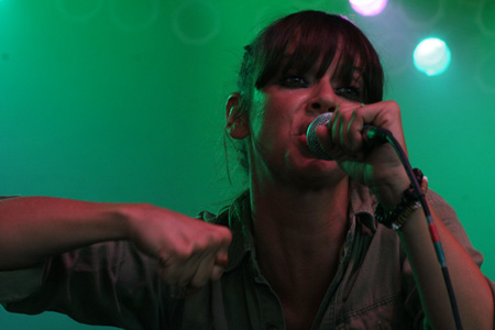 Watch Cat Power Perform a New Song
