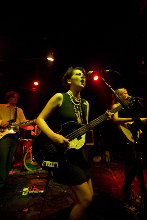"Those Darlins Announce 7"", U.S. Tour Dates With Best Coast"