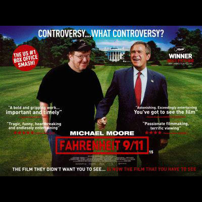 Michael Moore Suing Weinstein Brothers for $2.7 Million