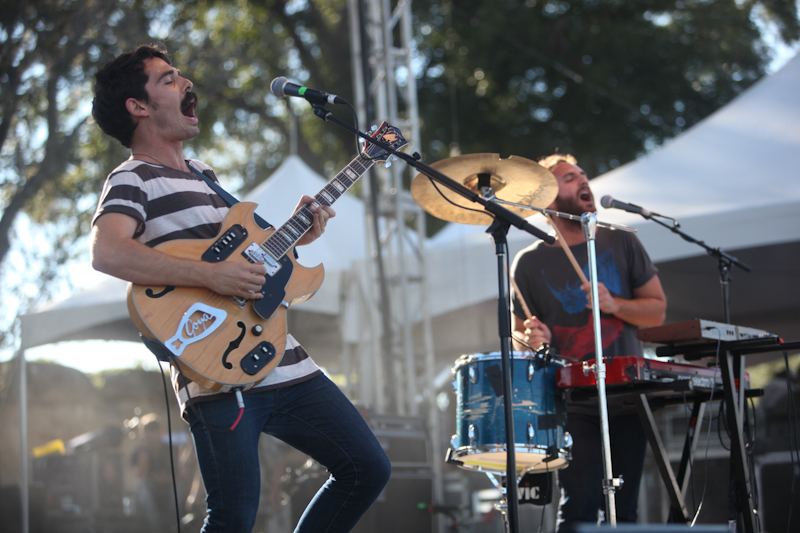 Watch Local Natives' Take-Away Show