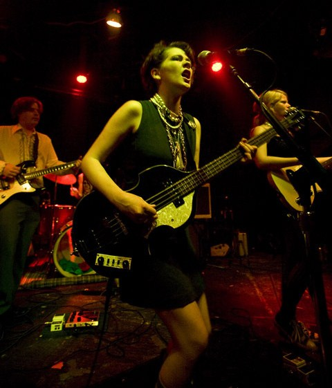 Those Darlins Release Video, Tour