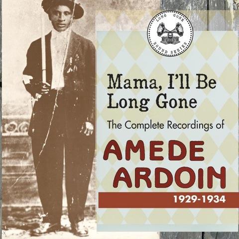 Cajun Legend Amede Ardoin Gets Anthologized