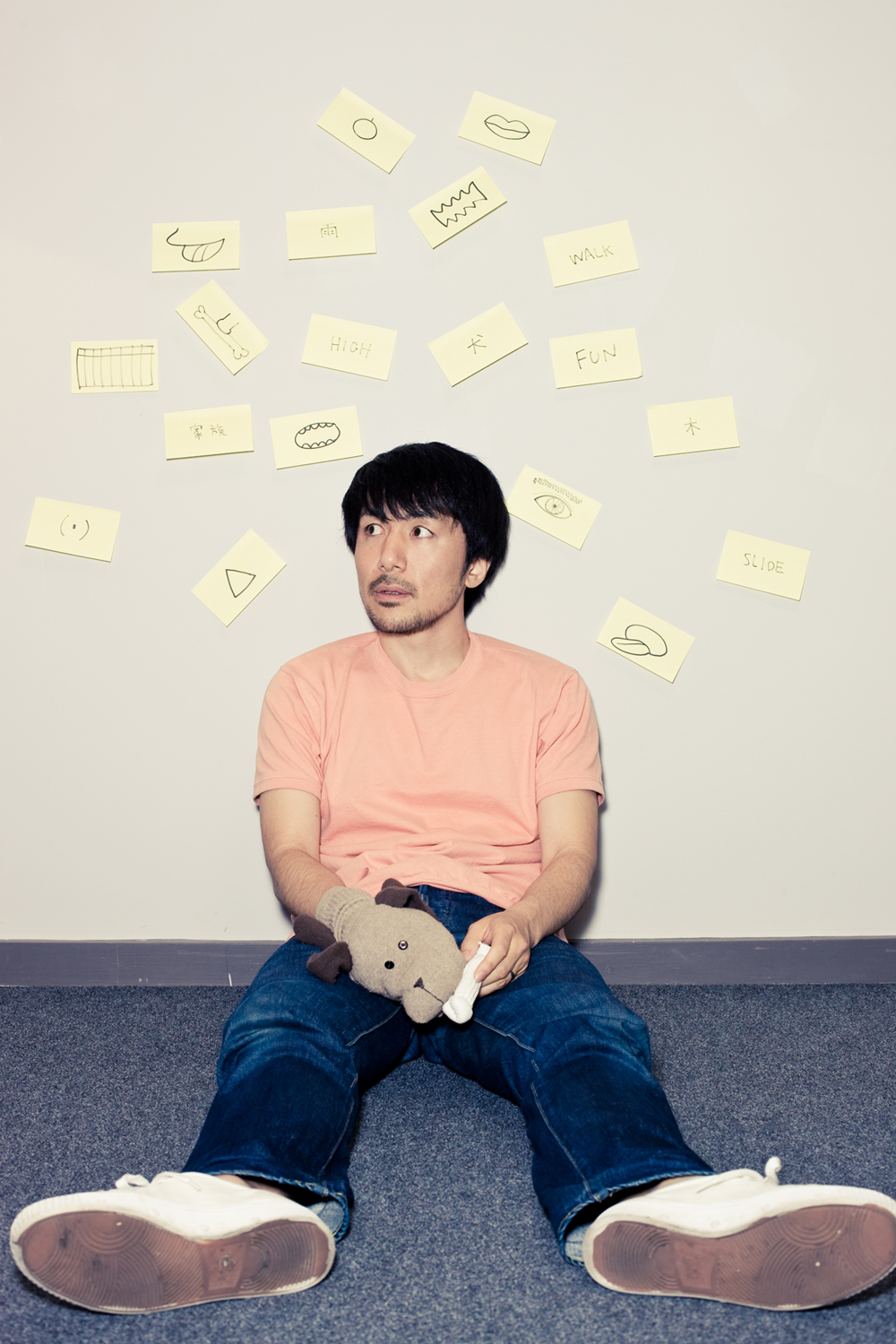 Interview: <em>Katamari</em> maestro Keita Takahashi is still plenty playful