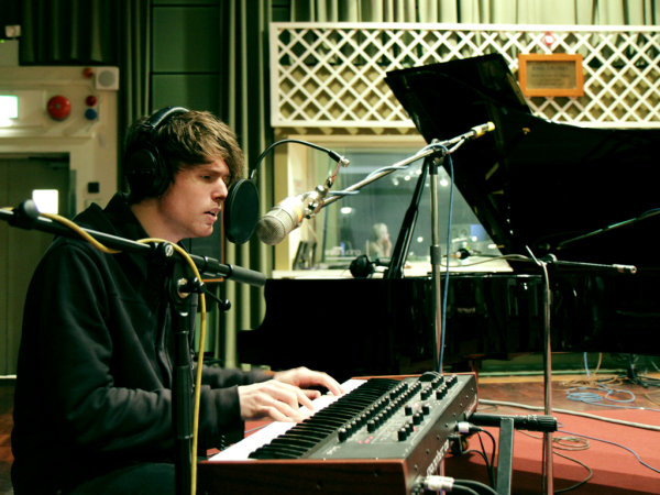 """Listen to James Blake's B-Side """"And Holy Ghost"""""""
