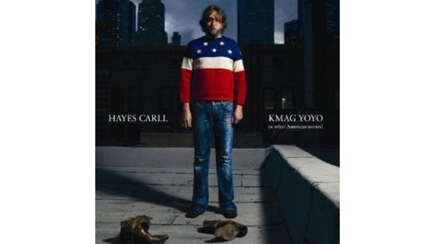 Hayes Carll: KMAG YOYO (& other American stories)