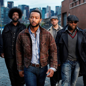 The Roots and John Legend Get Remixed