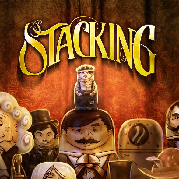 <em>Stacking</em> Review <br>(XBLA, PSN)