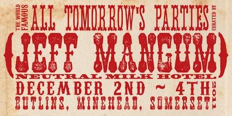 Neutral Milk Hotel's Jeff Mangum Announces More Shows
