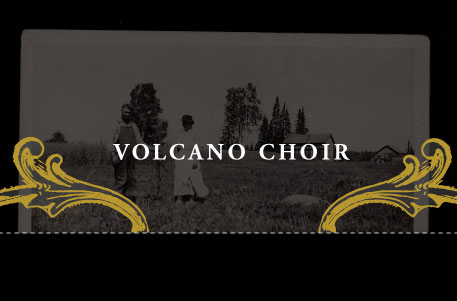 Volcano Choir Announces First U.S. Tour