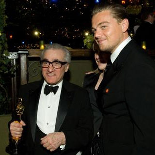 Martin Scorsese and Leonardo DiCaprio Team Up Again for <em>The Wolf of Wall Street</em>