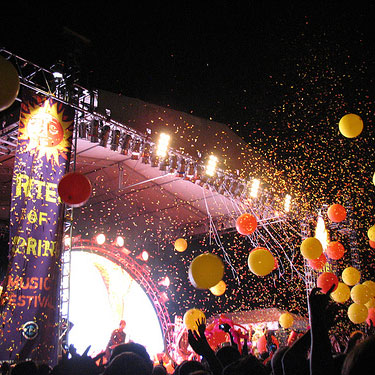 The National, Public Enemy, Edward Sharpe to Play Rites of Spring 2011