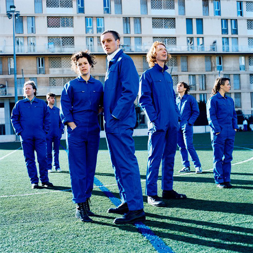 Stream a Live Performance from Arcade Fire