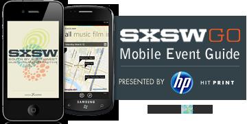 SXSW Unveils Schedule App for iPhones, iPads and Droids