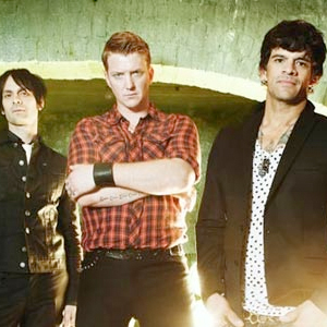 Queens of the Stone Age Operate On Fan's Appendix Backstage