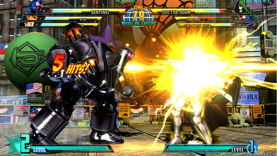 <em>Marvel Vs. Capcom 3</em> Review (360, PS3)