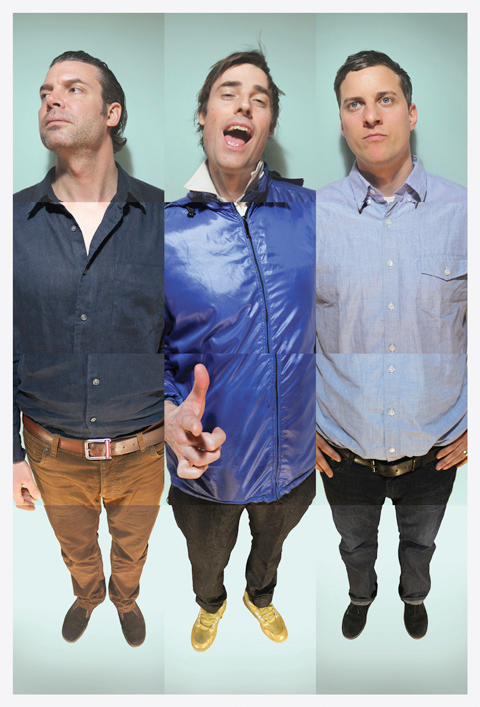 Battles Announce First New Album in Four Years