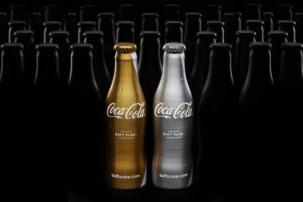 """Daft Punk + Coca-Cola = """"Club Coke"""""""