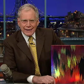 Watch Bright Eyes on <i>Letterman</i>