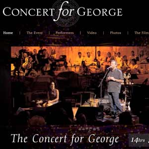Listen to <em>Concert for George</em> in its Entirety Today