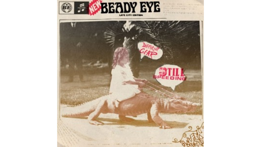 Beady Eye: <i>Different Gear, Still Speeding</i>