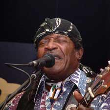 Blues Legend Eddie Kirkland: 1923-2011