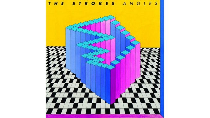 The Strokes: <em>Angles</em>
