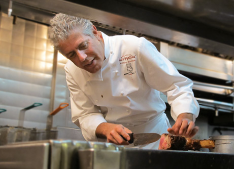 Anthony Bourdain Hired as <em>Treme</em> Writer