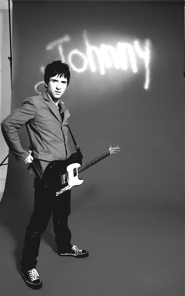 Watch Johnny Marr's First Video Off His Upcoming Solo Record