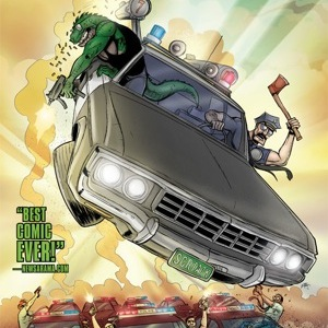 Comic Book & Graphic Novel Round-Up (3/2/11)