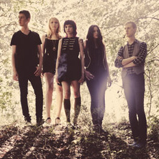 "Eisley Announces ""Turning Tides"" Tour"