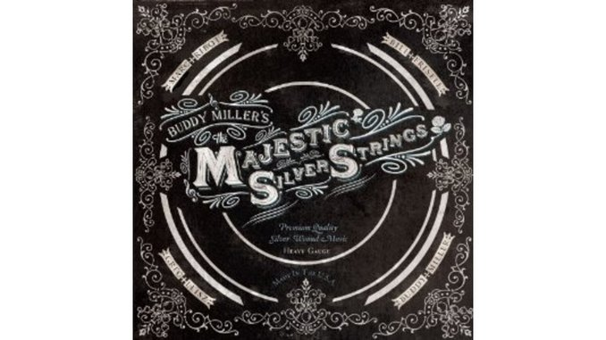 Buddy Miller: &lt;i&gt;The Majestic Silver Strings&lt;/i&gt;