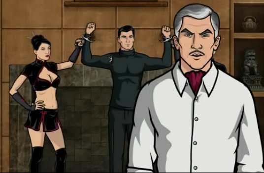 "<em>Archer</em> Review: ""Tragical History"" (2.6)"