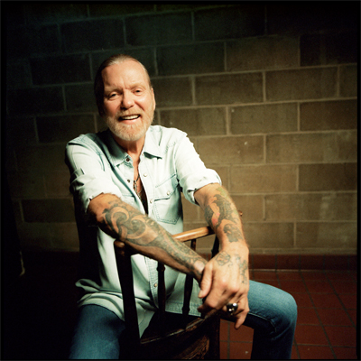 Gregg Allman Announces <i>Low Country</i> Tour