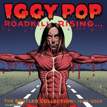 Iggy Pop to Release 4-CD Bootleg Collection