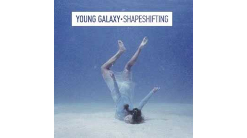 Young Galaxy: <i>Shapeshifting</i>