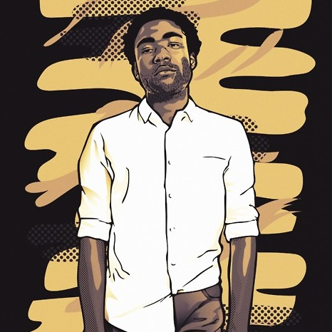 <em>Community</em> Star Donald Glover Releases New Hip-Hop EP as Childish Gambino