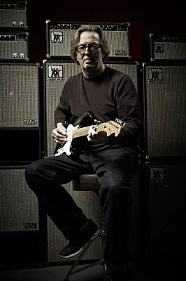 Eric Clapton Auctioned Equipment; Scientists Find Owning It Contagious
