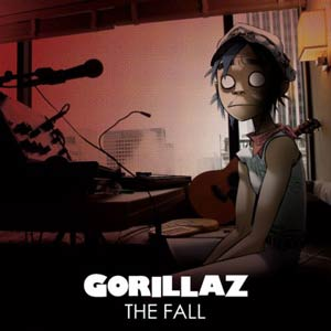 Gorillaz to Offer <em>The Fall</em> On Vinyl, CD and as Digital Download