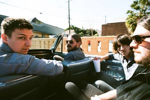 Josh Homme Lends Vocals to Upcoming Arctic Monkeys Album