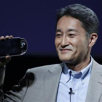 Sony Promotes SCE CEO Kazuo Hirai to Possible Presidental Successor
