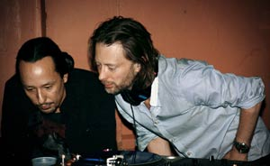 Thom Yorke Performs Surprise DJ Set at Low End Theory