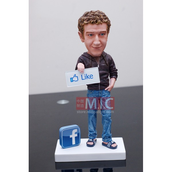 Mark Zuckerberg Has His Own Action Figure Now