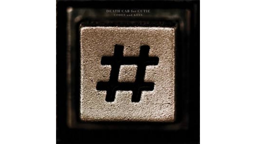 Death Cab For Cutie Releases <em>Codes and Keys</em> Album Details