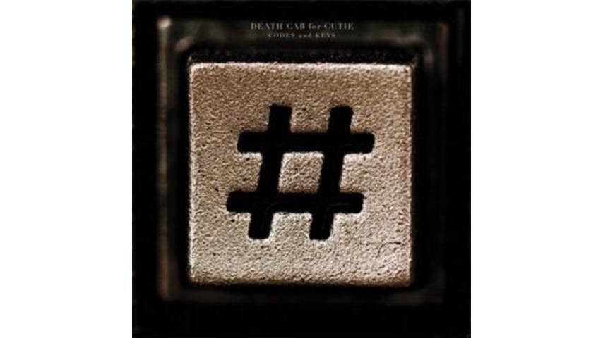 Death Cab For Cutie Releases <em>Codes and Keys</em> Album Details